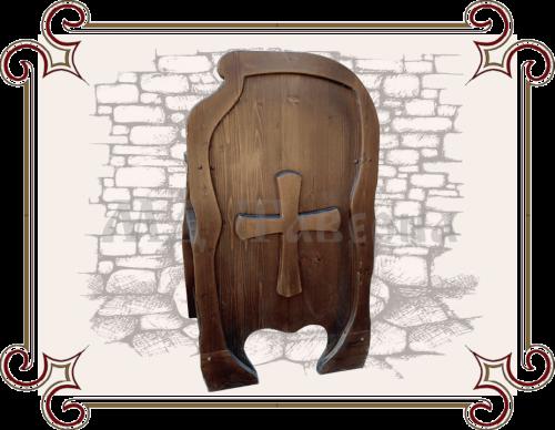 Стул деревянный Тевтон
