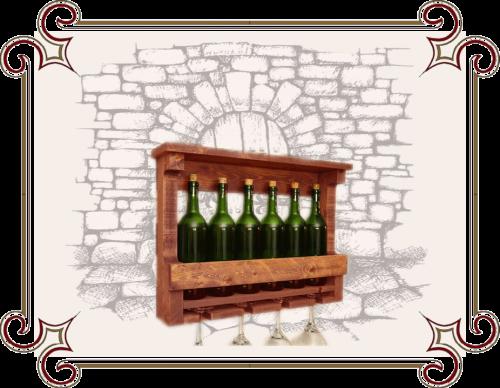 Полка для бутылок