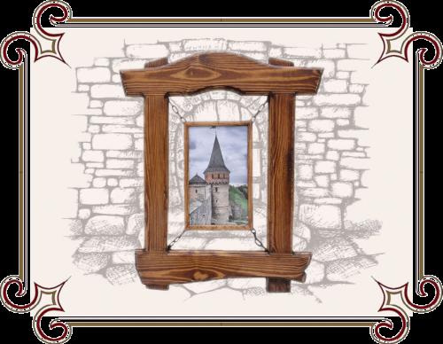 Рамки для фото и зеркал