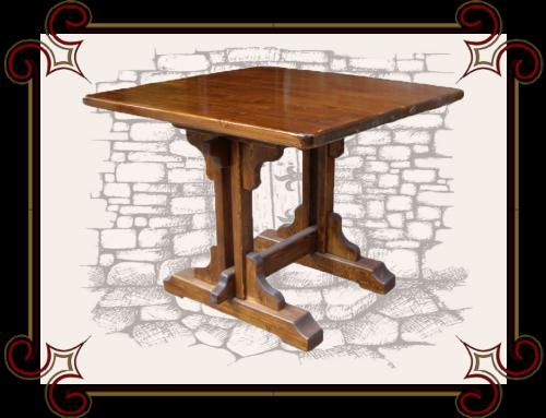 Стол барный из дерева