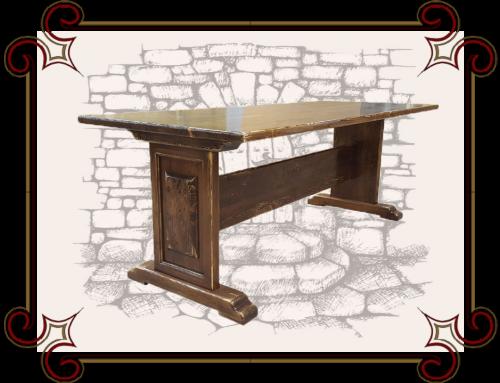 Стол деревянный Брут
