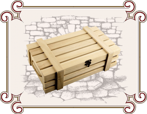 Ящики и коробки для подарков,ящик реечный для бутылок