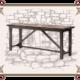 Деревянный стол в стиле Лофт