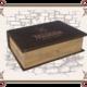 Подарочная упаковка в виде книги
