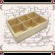 Ящик деревянный с делениями