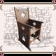 Кресло в готическом стиле под старину