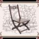 стулья из массива дерева под старину