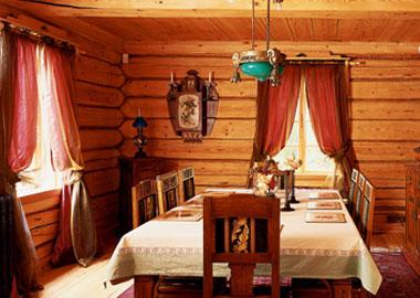 старорусский стиль интерьера