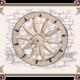 Деревянное колесо купить