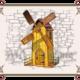 Заказать деревянную мельницу