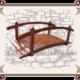 Деревянные мостики для дачи