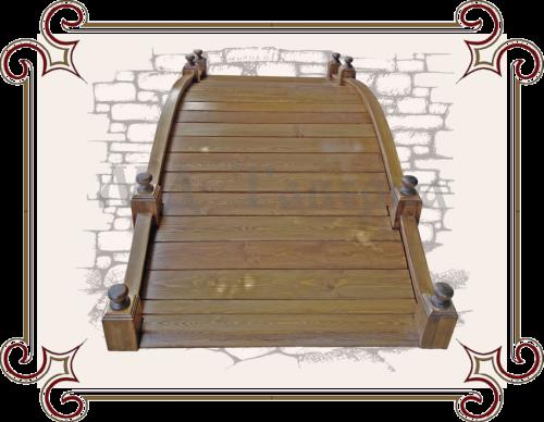 мостик деревянный купить