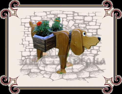 Декоративные изделия для сада