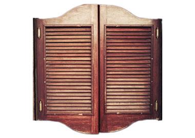 Барная дверь