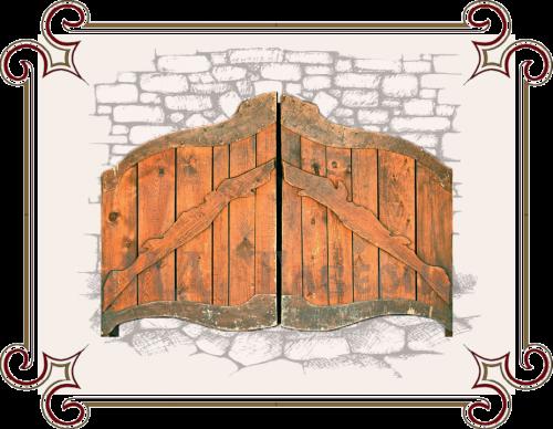 Двери для баров