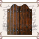 Барная дверь маятниковая