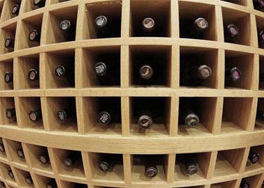 Стеллажи для вина