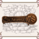 Табличка деревянная