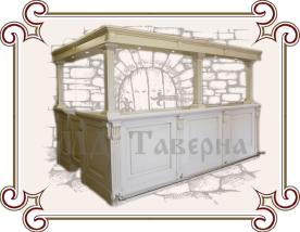 Мебель под старину, барные стойки