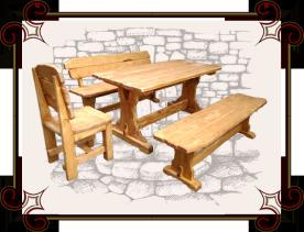 купить мебель в старорусском стиле, мебель под старину
