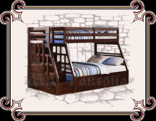 Кровать-чердак в детскую