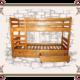 Деревянная двухъярусная кровать купить