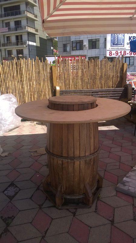Мебель-для-уличного-кафе