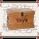 Детские деревянные ящики