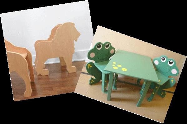 Стульчик для детской