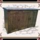 Деревянная тумба старина