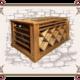 Винный стол, Винные столики из дерева