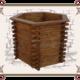 Короб для колодца Клумба
