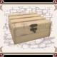 Подарочная упаковка из дерева