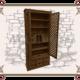 Шкаф для вина в стиле кантри, Стеллажи для винных бутылок