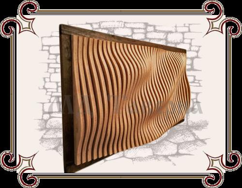 декор стен лофт, панно лофт