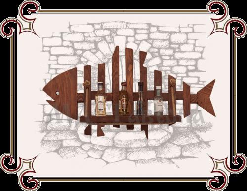 Полка Рыба