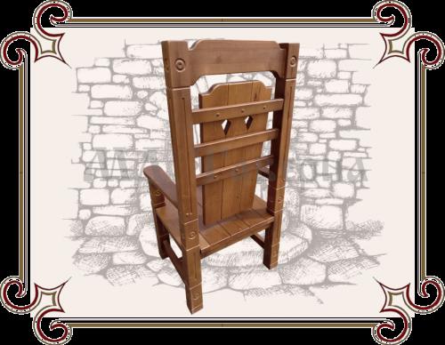 Кресло-трон