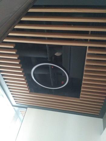 Ламели для интерьера, стеновые рейки, рейки деревянные для интерьера