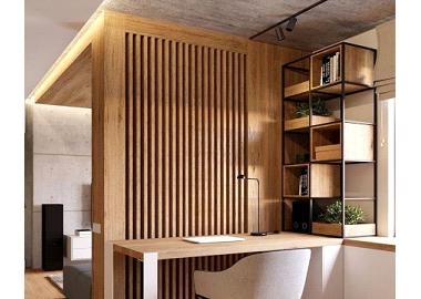 Ламели для интерьера, стеновые рейки, стеновые панели для дизайна,