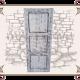 Мебельный фасад из массива сосны