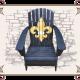 Кресло дачное массив