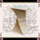 Стол из фанеры слоями