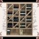Стеллаж лофт для вина