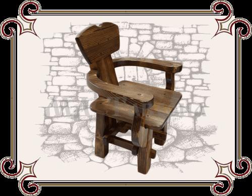 Детский стул под старину