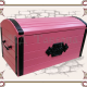 Сундук розовый