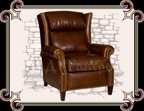 Кресло в английском стиле