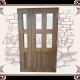 Двери межкомнатные, Дверь межкомнатная под старину