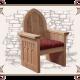 Кресло готика дерево